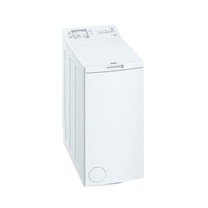 Siemens WP10R156 Weiß Waschvollautomat, Toplader, A++, 6kg, 1000U/min