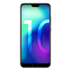 """Honor 10 64GB Schwarz [14,83 cm (5,84"""") FHD+ Display, Android 8.1, Octa-Core 2.36 GHz, 24MP+16MP]"""