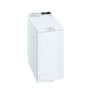 Siemens WP12T227 Weiß Waschvollautomat, Toplader, A+++, 7kg, 1200U/min-