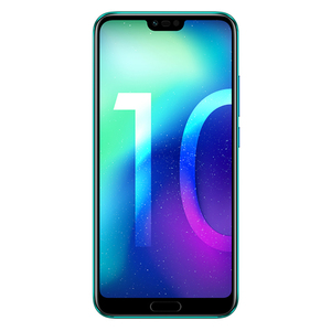 "Honor 10 64GB Phantom Grün [14,83 cm (5,84"") FHD+ Display, Android 8.1, Octa-Core 2.36 GHz, 24MP+16MP]"