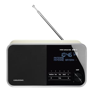 Grundig DTR 4000 DAB+ BT - White [Digitalradio]