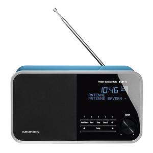 Grundig DTR 4000 DAB+ BT - Pearled Blue [Digitalradio]