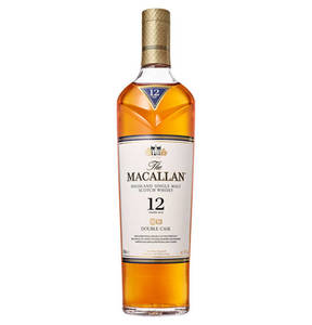 The Macallan Highland Single Malt Scotch Whisky 12 Jahre Double Cask, 0,7l