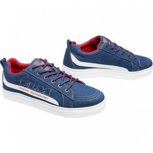 FLM            Canvas Sneaker 2.0 blau