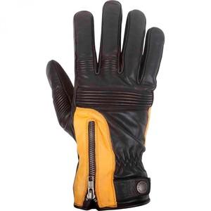 Helstons            Zip Soft Winterhandschuh schwarz/braun 11