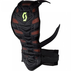 Scott            Soft CR II Umschnall-Rückenprotektor schwarz/braun