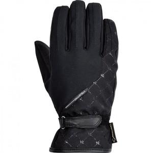 V Quattro            Lisa Gore Tex Damen Handschuh schwarz L
