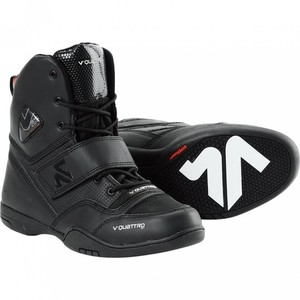 V Quattro            San Remo WP Stiefel schwarz