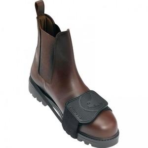 Bering            Schaltschutz Schuhe/Stiefel schwarz