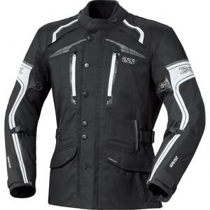 IXS            X-Jacke Montgomery schwarz/weiß