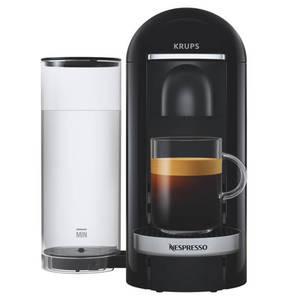 "Nespresso             Kaffeekapselmaschine Krups ""VertuoPlus XN9008"", Piano Black"