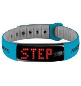 Sigma Sport Fitnessarmband, Activity Tracker, blau, »Activo«