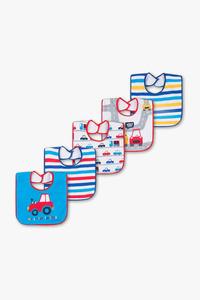 Baby Club         Baby-Lätzchen - 5er Pack