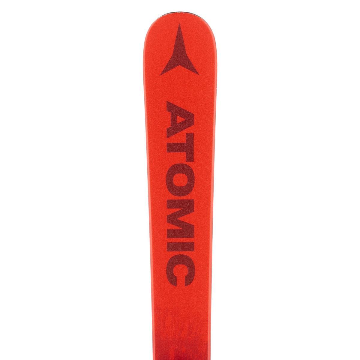 Bild 4 von Freestyle Freeride Ski Atomic Punx III Kinder rot