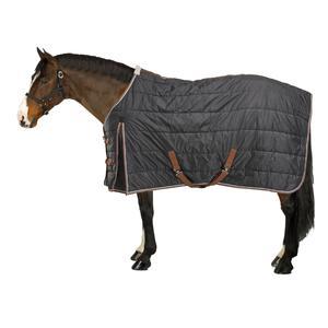 Stalldecke ST200 Pony/Pferd dunkelgrau