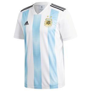 Fußballtrikot Argentinien WM 2018 Replica Heim Kinder weiß