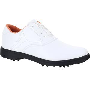 Golfschuhe Spike 500 Damen weiß