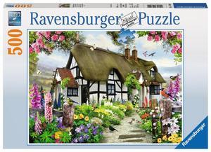 Ravensburger Puzzle Verträumtes Cottage