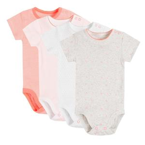 Baby Body 4er Pack für Mädchen
