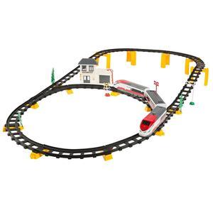 Eisenbahnset 53teilig