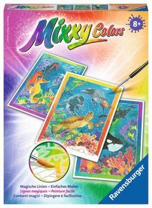 Mixxy Color Bunte Unterwasserwelt