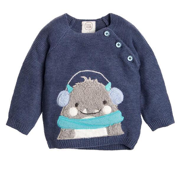 Baby Strickpullover für Jungen