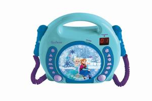 CD Player mit Microfon Disney Die Eiskönigin