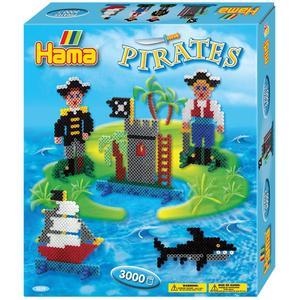 HAMA Bügelperlen Piraten - Geschenkpackung