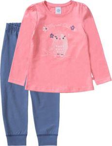 Schlafanzug , Eule Gr. 128 Mädchen Kinder