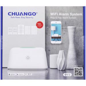 Chuango WLAN-Alarm System