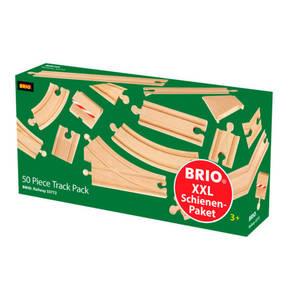 BRIO             Große Schienensortiment 50-teilig 33772