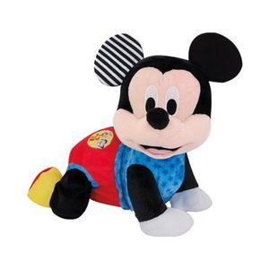 CLEMENTONI  DISNEY BABY Stoffspielzeug Baby Mickey Krabbel mit mir