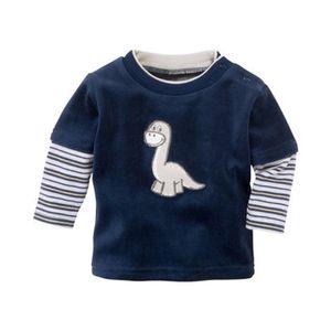 SCHNIZLER   Sweatshirt 2 in 1 Nicki Dino