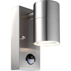 Globo LED-Außenwandleuchte mit Bewegungsmelder Style 1-flammig EEK: A+