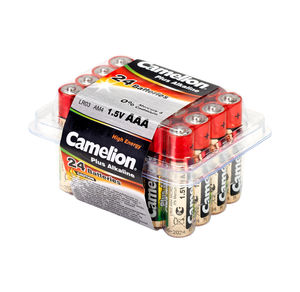 Camelion Plus Alkaline Batteriebox AAA, 24-teilg