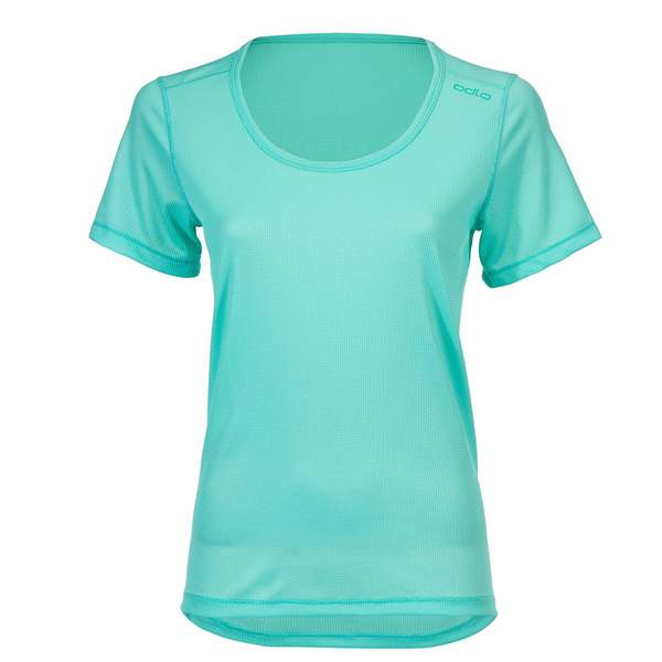 Odlo Light Cubic S/S Shirt Frauen - Funktionsunterwäsche