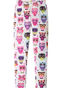 Leggings mit Eulendruck