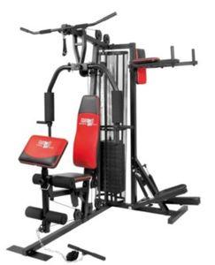 Christopeit Sport Profi Center de Luxe Ganzkörper-Fitness-Station