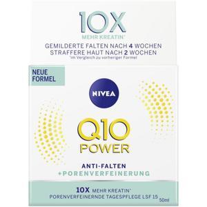 NIVEA Q10 Power Anti-Falten + Porenverfeinerung Tages 19.98 EUR/100 ml