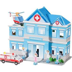IDEENWELT 3D-Puzzle Krankenhaus