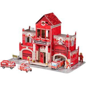 IDEENWELT 3D-Puzzle Feuerwache