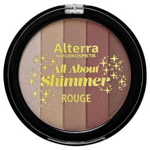 Alterra All About Shimmer Rouge