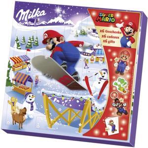 Milka Super Mario Adventskalender 8.78 EUR/100 g