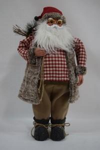 TrendLine Dekofigur Weihnachtsmann ,  60 cm