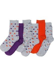 Damen-Socken (6er-Pack)
