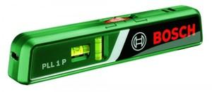 Bosch Laser-Wasserwaage PLL 1 P