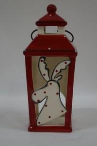 TrendLine Keramik- Laterne ,