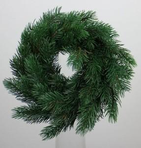 artfleur künstlicher Edeltannen Kranz ,  Premium, 28 cm , grün