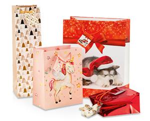 CASA Deco Weihnachts-Geschenktüten