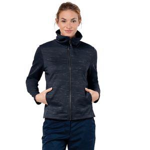 Jack Wolfskin Fleecejacke Frauen Oceanside Jacket Women XXL blau